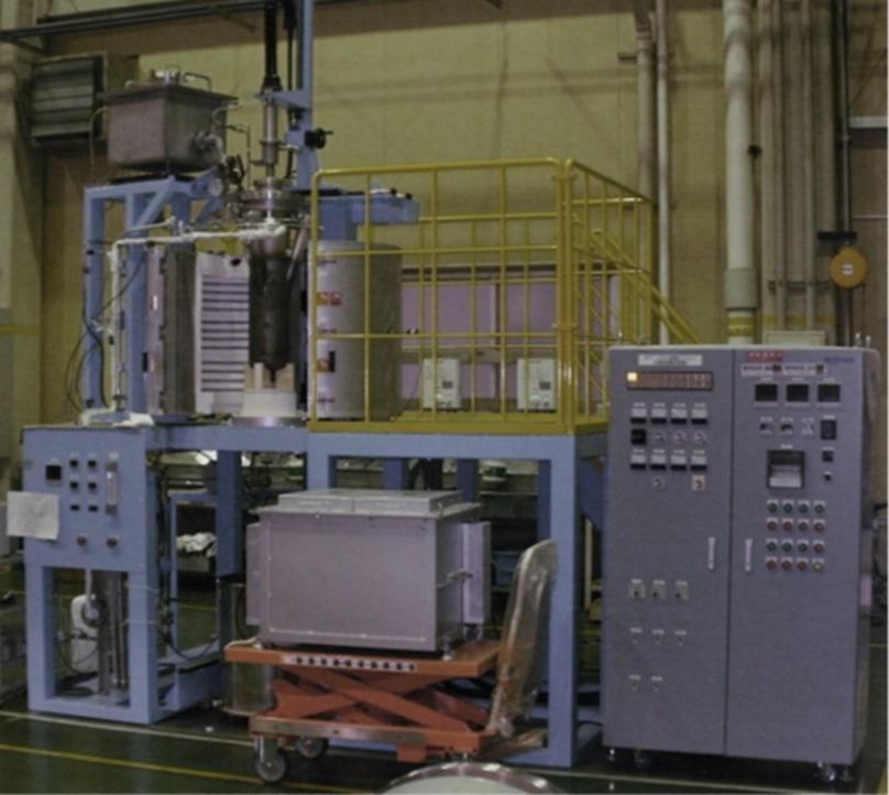放射性ヨウ素の固体化技術の開発