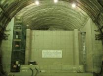 地下空洞型処分施設実規模模擬施設